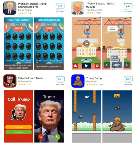 trump-apps