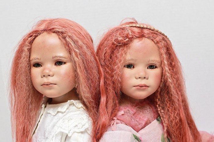 creepy doll stock photo