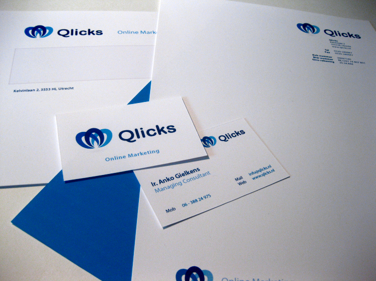 logo design tutorial designing the qlicks logo crowdspring blog