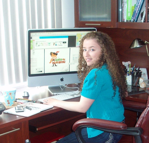 12 Questions: Meet Anna Nadler (USA)
