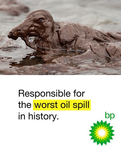 Crowdsourcing, the Gulf Oil Spill and the Arrogance of BP
