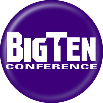 I'm In Logo Love: The Big Ten Logo Design