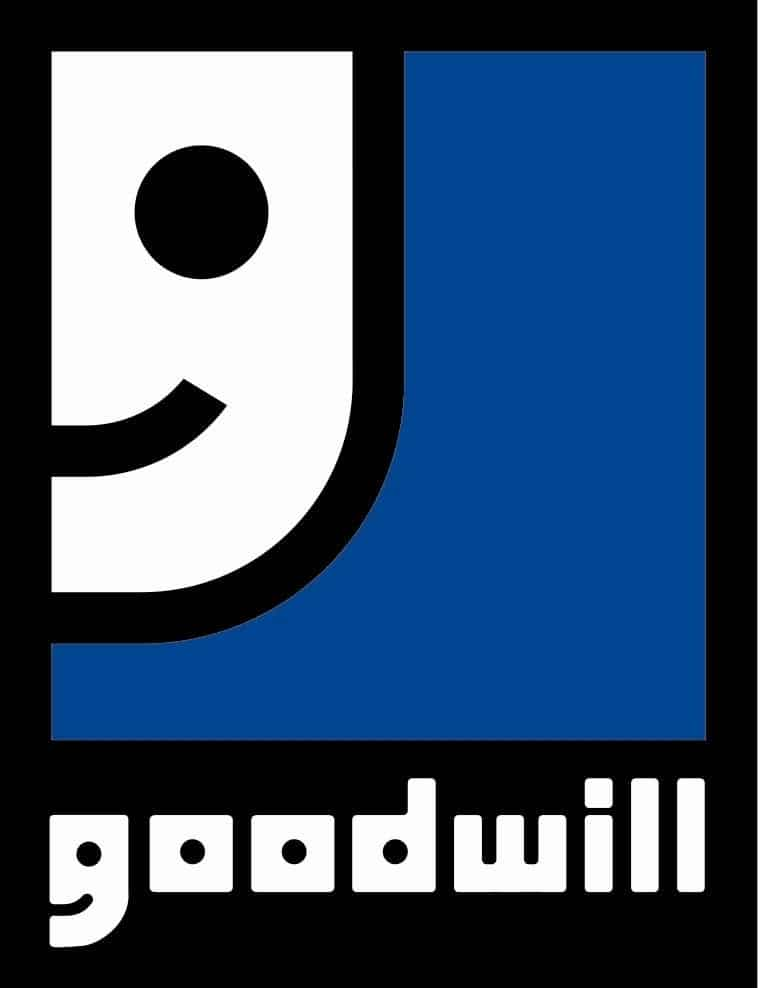 I'm In Logo Love: Goodwill Logo Design
