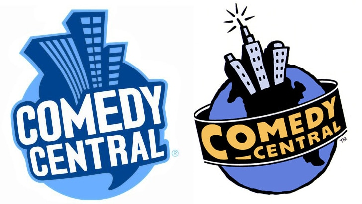 I'm in Logo Love: the new Comedy Central logo