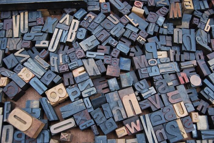 The Law on Fonts and Typefaces in Design and Marketing: Frequently
