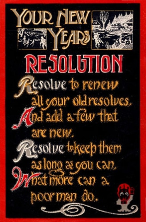 New Years Resolutions For Small Businesses and Startups