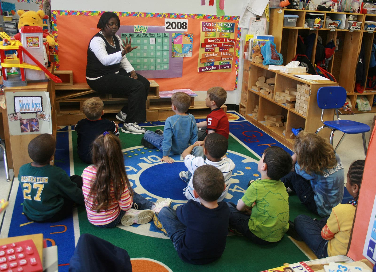 5 Things Entrepreneurs Can Learn From Kindergarten Teachers