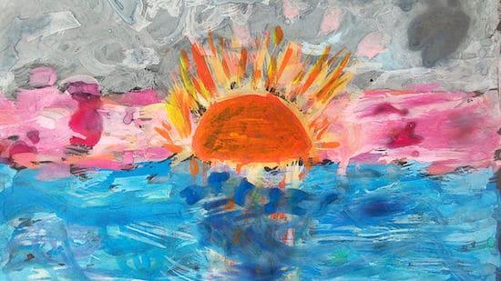 Sunrise by Karen Bryan