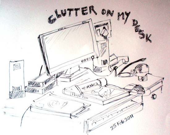 How Clutter Affects Your Productivity, And What You Can Do About It