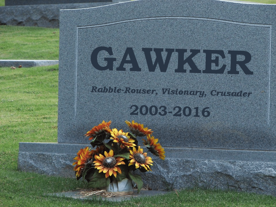 A Marketer's Ode to Gawker