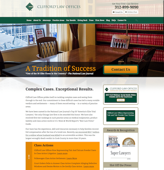 Does Your Law Firm Website Follow These 10 Best Practices