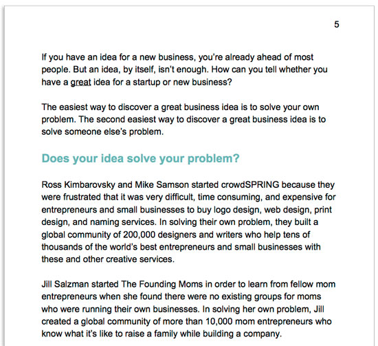 crowdspring how to start a business ebook for mom entrepreneurs