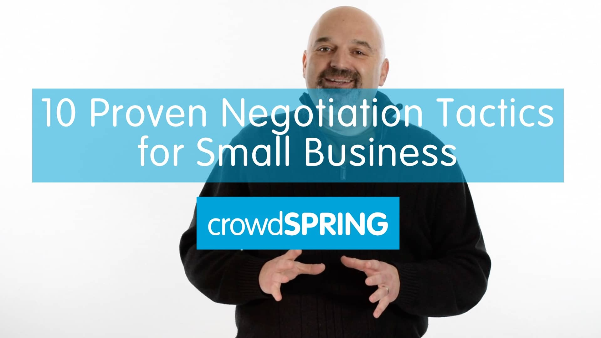 10 Proven Negotiation Strategies and Tactics for Small Business