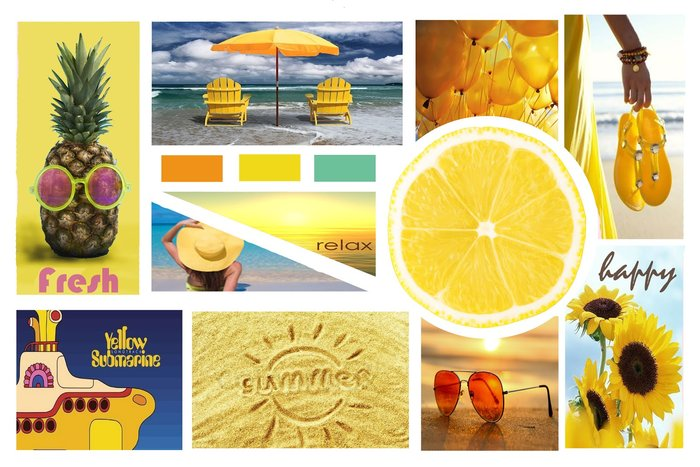 What Is A Mood Board Graphic Design