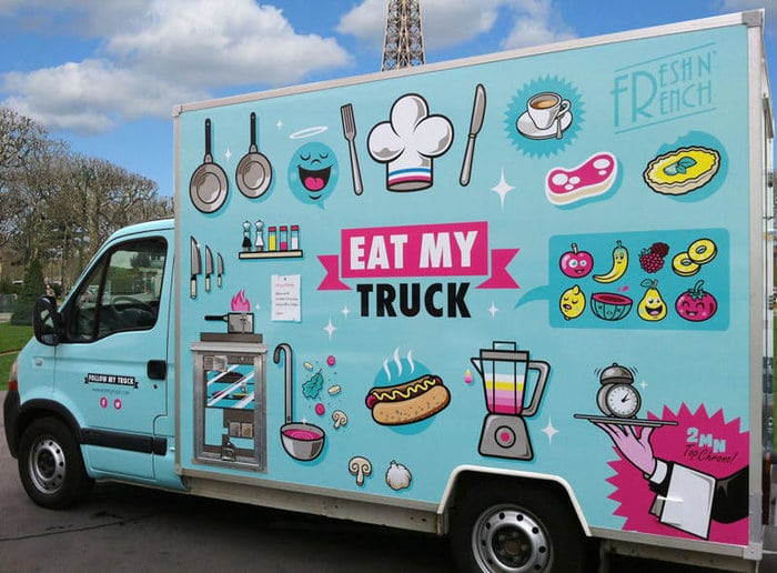 Small business love: trucks, pop-ups, and nomadic goodness
