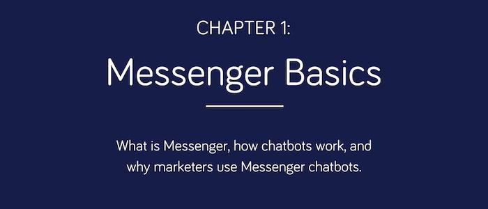 Facebook Messenger Chatbot Marketing: The Definitive Guide