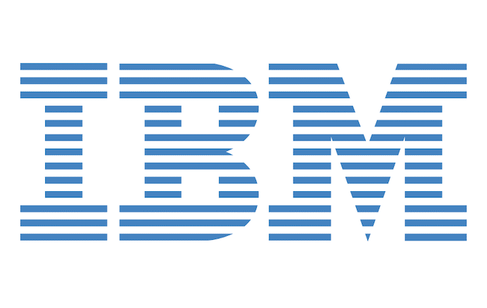 IBM logo by Paul Rand (1966)