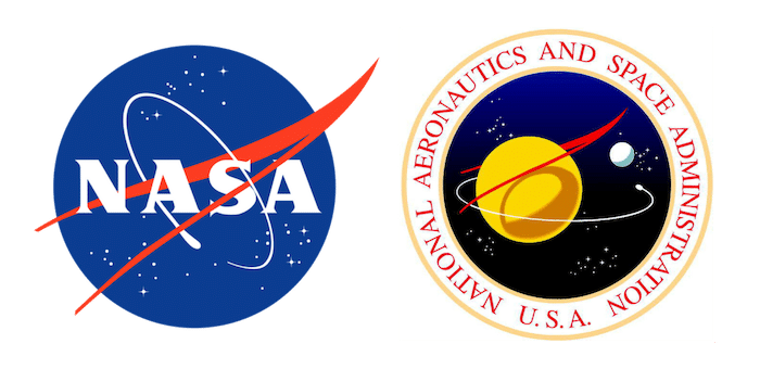 NASA insignia and seal