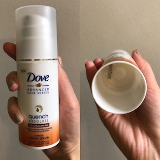 misleading hair product packaging